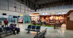 Ranchi Airport, India (IXR) Ranchi