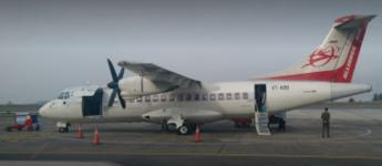 Simla Airport, India (SLV) Simla
