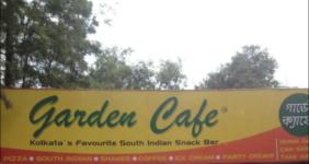 Garden Cafe - Alipore - Kolkata