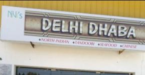 Delhi Dhaba - Injambakkam - Chennai