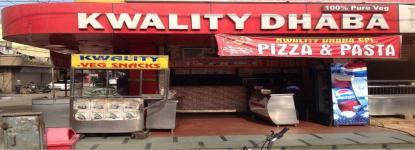 Kwality Dhaba - Subhash Nagar - Delhi