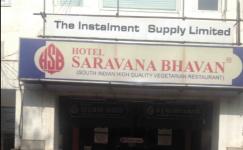 Hotel Saravana Bhavan - Janpath - Delhi NCR