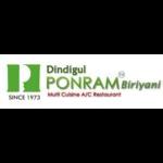 Ponram Biriyani - Dindigul - Chennai