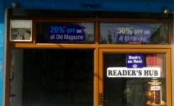 Readers Hub Bookstore - Jaipur
