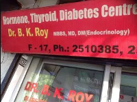 Dr B K Roy