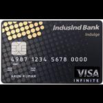 IndusInd Visa Credit Card