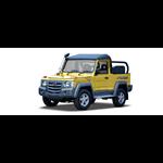 Force Motors Gurkha Soft Top 4X2