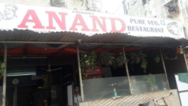 Anand Pure Veg Restaurant - Malad East - Mumbai