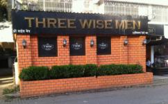 Three Wise Men - Santacruz - Mumbai