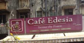 Cafe Edesia - Sewri - Mumbai