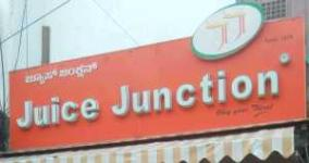 Juice Junction - Residency Road - Bangalore