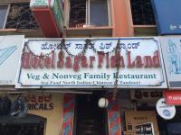 Hotel Sagar Fish Land - Yelahanka - Bangalore