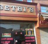 Sethi Restaurant - Vishnu Garden - Delhi NCR