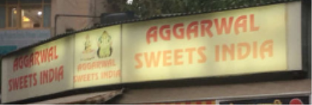 Aggarwal Sweet India - Vivek Vihar - Delhi NCR
