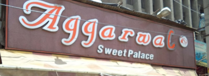 Aggarwal Sweet Palace - Wazirpur - Delhi NCR