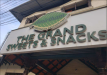 The Grand Sweets And Snacks - Anna Nagar West - Chennai