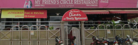 circle of friends restaurant