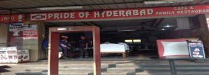 Pride Of Hyderabad Restaurant And Bakers - Moosapet - Hyderabad