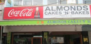 Almonds Cakes N Bakes - Nacharam - Secunderabad