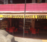 Yours Universe Bakes & Cakes - Ram Nagar - Hyderabad