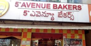 5th Avenue Bakers - Sainikpuri - Secunderabad