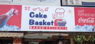 Cake Basket - Karkhana - Secunderabad