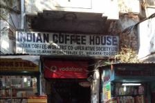 Indian Coffee House - Chittaranjan Avenue - Kolkata