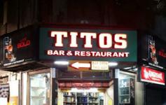 Titos - Esplanade - Kolkata