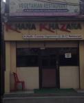 Khana Khazana - Bidhan Sarani - Kolkata