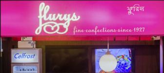 Flurys - Gariahat - Kolkata