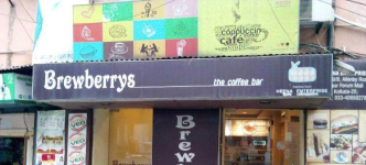 Brewberrys - Lala Lajpat Rai Sarani - Kolkata