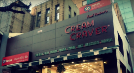 Cream Corner - East Street - Pune
