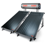 Racold Solar Domestic Water Heater Omega Max 8