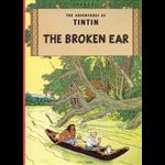 The Adventures Of TinTin, The Broken Ear - Herge