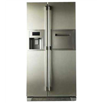Electrolux Side By Side Door Refrigerator EP600DMTS