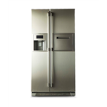 Electrolux Side By Side Refrigerator EP600DMTS