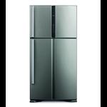 Hitachi Double Door Refrigerator Big 2 R-V610PND3KX