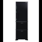 Hitachi Three Door Refrigerator R SG37BPND GBK