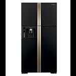 Hitachi Side By Side Door Refrigerator R W660GBK