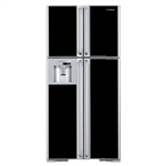 Hitachi French Door Refrigerator RW660END9GBK