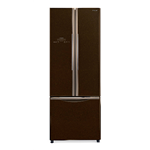 Hitachi French Door Refrigerator R-WB480PND2-GBW