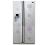 LG Side By Side Door Refrigerator GCL217BPJVCBWPEBN