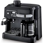 DeLonghi 10 Cup Espresso and Filter Coffee Maker BCO320T