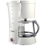 Panasonic 10 Cup Coffee Maker NC-GF1