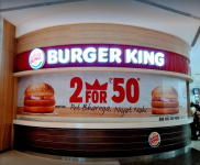 Burger King - Goregaon - Mumbai