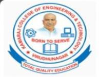 Kamaraj College of Engineering and Technology - Villupuram
