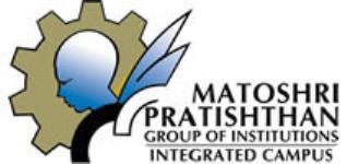 Matoshri Prathisthan School of Engineering - Nanded