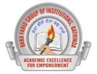 Baba Farid College of Engineering and Technology - Bathinda