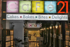 Cafe 21 - Preet Vihar - Delhi NCR
