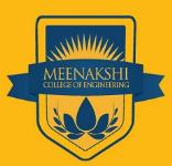 Meenakshi College of Engineering - Chennai